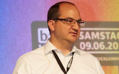 Franchise-Rockstars: Dr. Patrick Bartsch, BackWerk