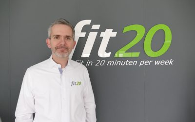 Franchise-Rockstars: Christoph Weber, fit20