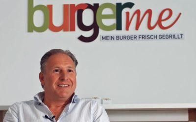 Franchise Rockstars: Stephan Gschöderer, burgerme