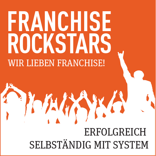 Logo Franchise Rockstars Podcast