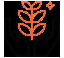 Icon Markenbildung für Franchise Unternehmen